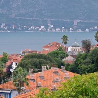 Postcard from Herceg Novi, Montenegro