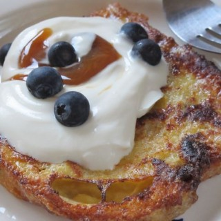Recipe: panettone French toast