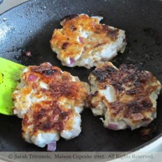 Recipe: Gwyneth Paltrow turkey burgers
