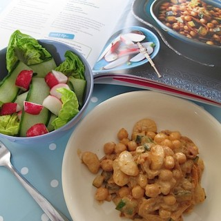 Recipe: Weight Watchers' harissa chick peas