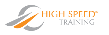 High Speed Training Logo