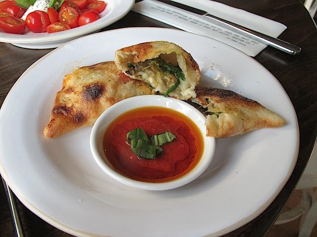 Zizzi Venetian Tapas menu