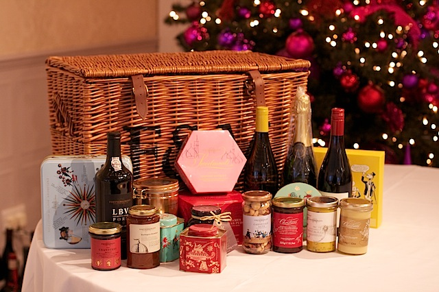 Lets make Christmas at Fortnums