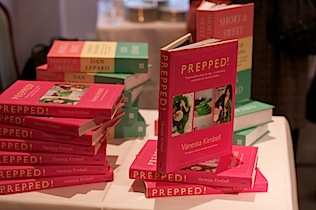 "Giveaway #26: (CLOSED) Win a copy of ""Prepped"" …and introducing the Maison Cupcake Bumper Books Christmas Gift Guide"
