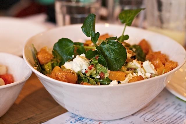Cabana Stratford Pumpkin Salad