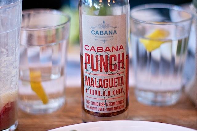 Cabana Punch Sauce