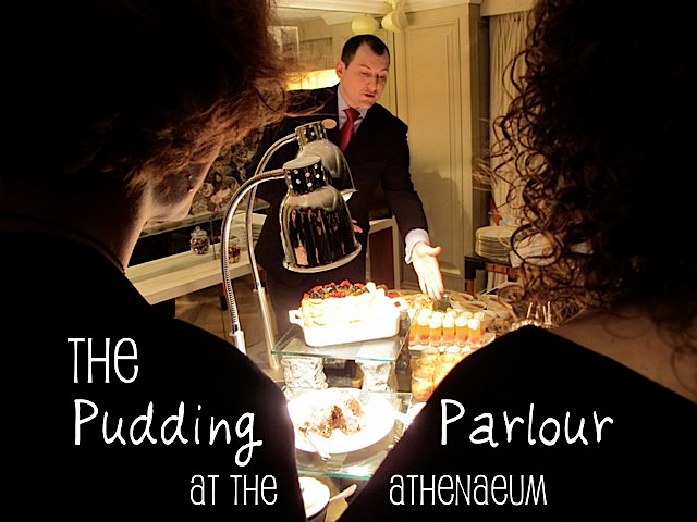The Pudding Parlour at The Athenaeum