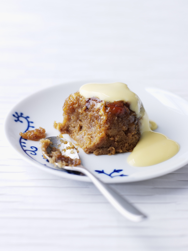 Sticky Toffee, Date & Banana Pudding: Weight Watchers recipe