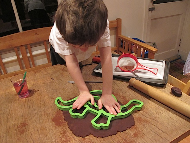 Dinosaur Cookie Cutter Renshaw Sugar Dough