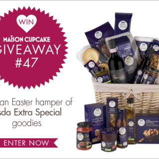 Giveaway #47: (CLOSED) Win an Easter hamper of Asda Extra Special goodies