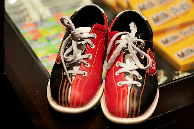 Westfield Allstar Lanes Bowling Shoes