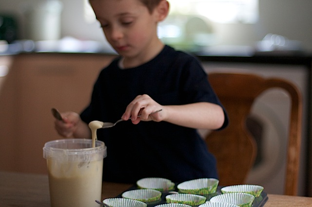 Why making cakes is child's play with ready made cupcake mix - 4 - at MaisonCupcake.com