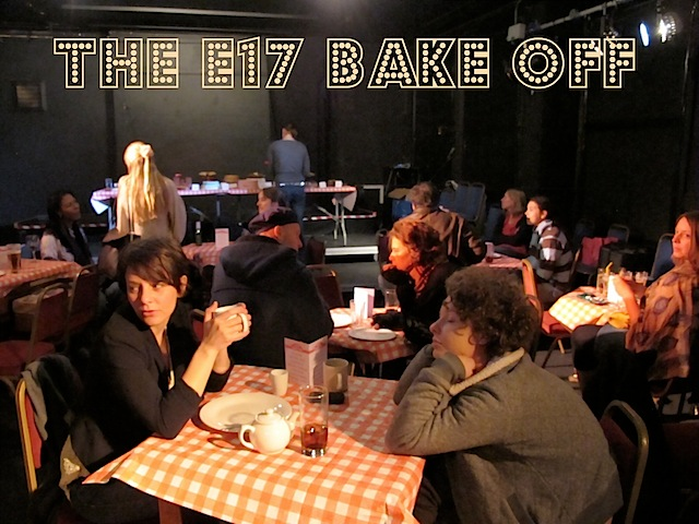 E17 Bake Off