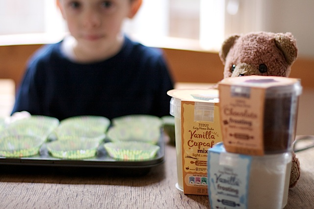 Why making cakes is child's play with ready made cupcake mix - 5 - at MaisonCupcake.com