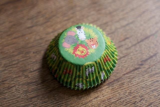 Jungle Pals cupcake cases by Wilton at MaisonCupcake.com
