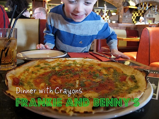Frankie and Bennys Italian American Diner