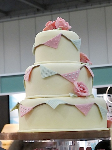 Cake International Excel 2012