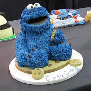 Review: Cake International 2012