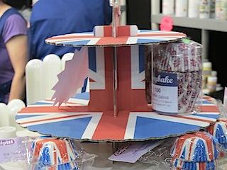 Cake International Excel 2012