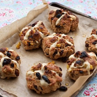 Ssssh! My hot cross buns came out like rock cakes