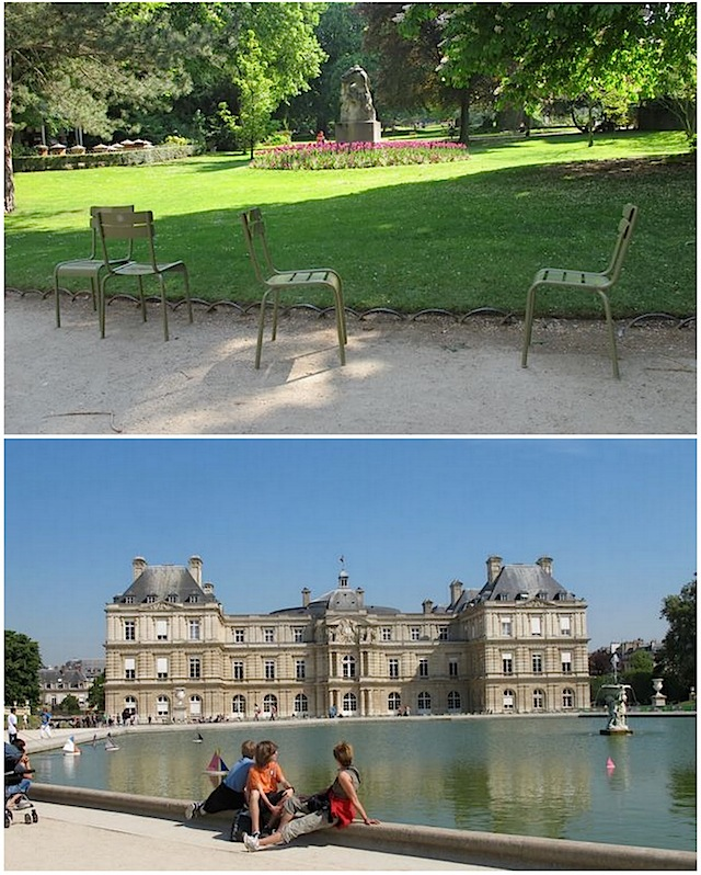 Jardins-Luxembourg