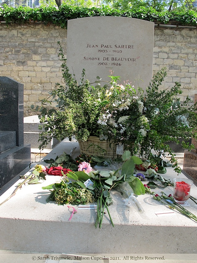 Paris-Montparnasse-Beauvoir-Sartre