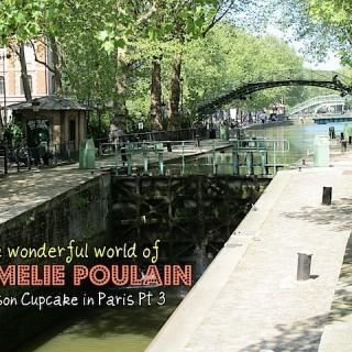 Maison Cupcake in Paris: Amelie Poulain's Paris