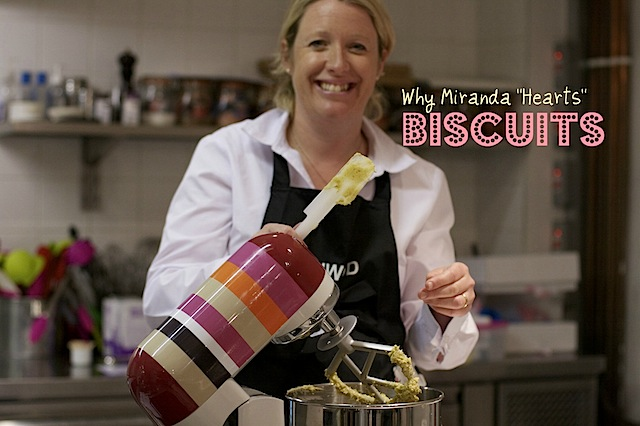 Miranda Gore Brown Biscuit Kenwood