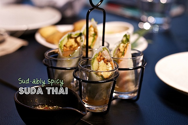Suda Thai Covent Garden Restaurant Review
