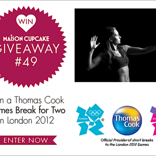 (CLOSED) Giveaway #49: Win a Thomas Cook London 2012 games break