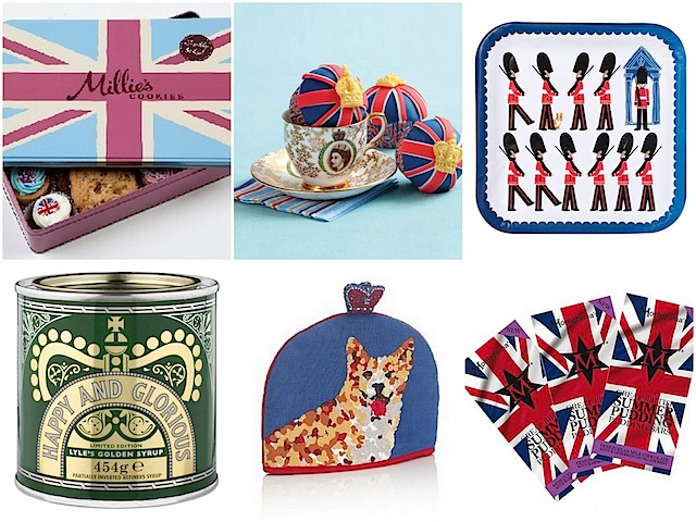 Jubilee themed products