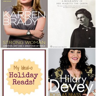 My Idealo holiday reads
