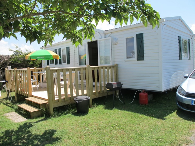 Eurocamp Review Mobile Home