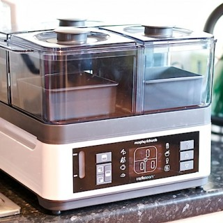 Morphy Richards Intellisteam steamer review