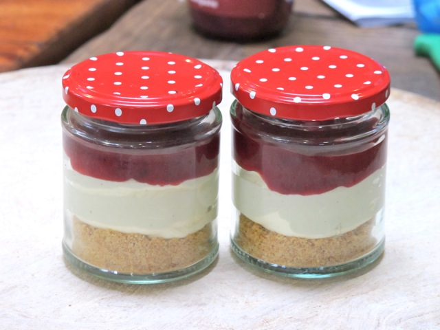 cheesecake-in-a-jar