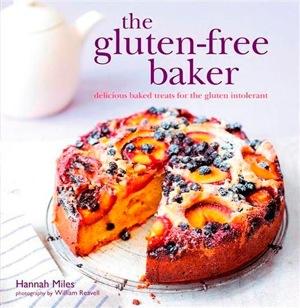 Gluten free baker cover
