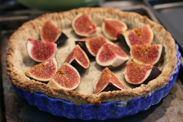 Eric Lanlard recipe fig tart