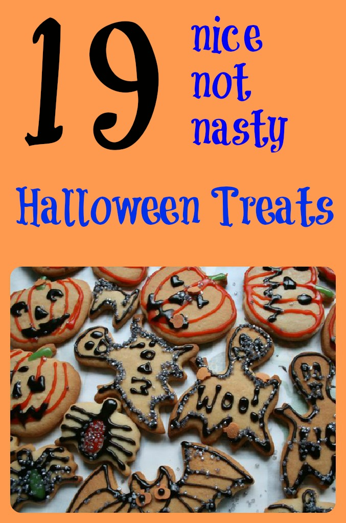 19 halloween treats