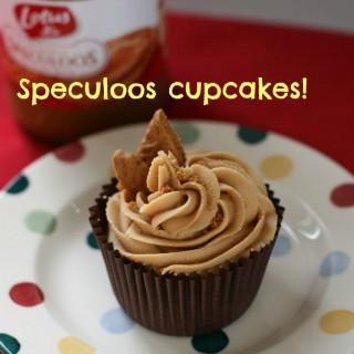 Biscoff speculoos cupcakes recipe