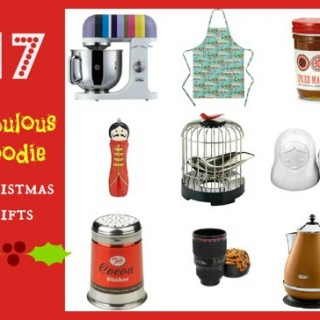 Retro and traditional foodie gifts