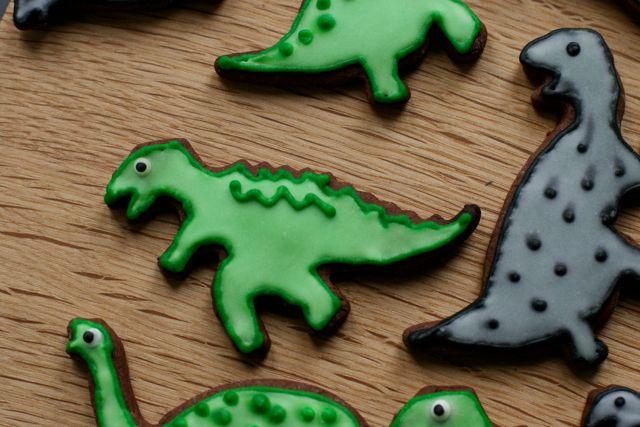 Dinosaur-cookies - 6