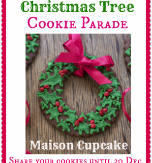Join the Christmas Tree Cookie Parade!