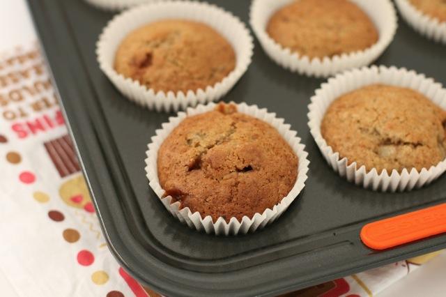 banana-fudge-muffin-recipe