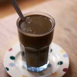 Chocolate detox drink: The Shrink Mummy Shake