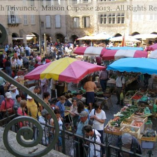 France on Fridays #2: Market in the Aveyron