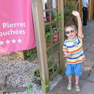 Les Pierres Couchees family campsite (Siblu)