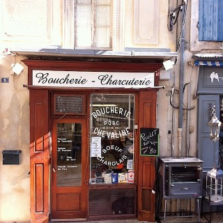 France on Fridays #5: A Quick Trip to La Boucherie