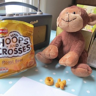 Monkeying Around with Crisps (Walkers)