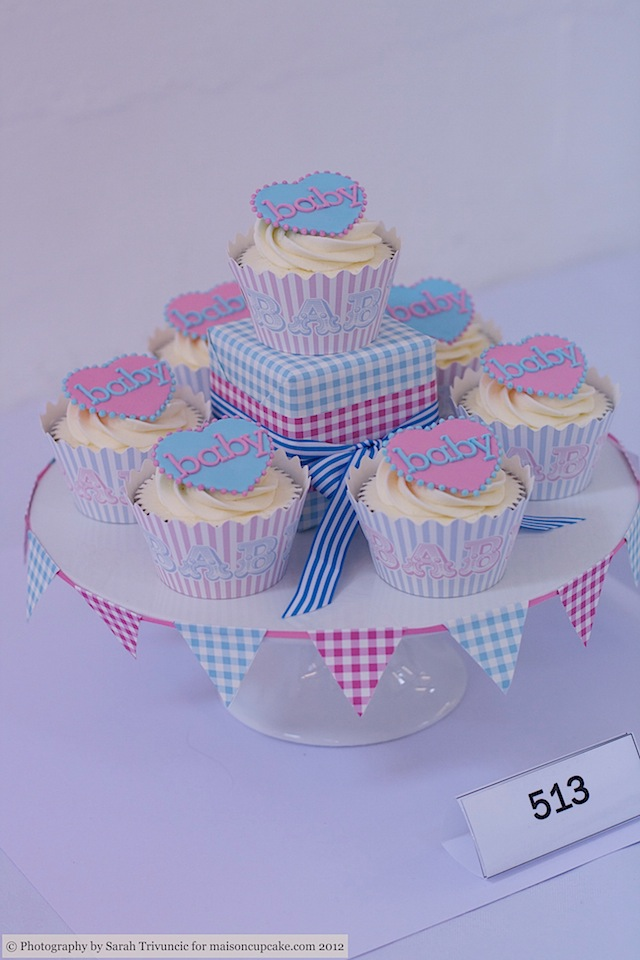 Squires Show 2012 baby cupcakes 13