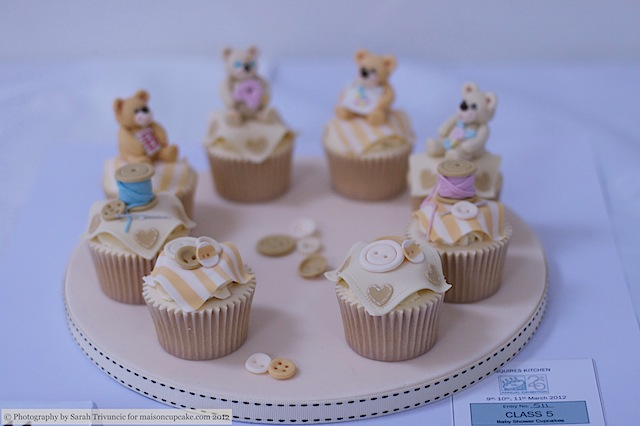 Squires Show 2012 baby cupcakes 2